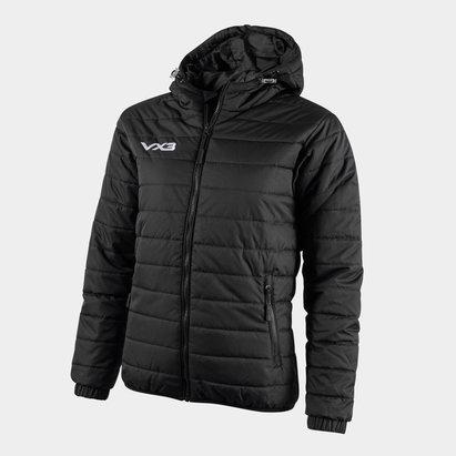 VX-3 Pro Ladies Full Zip Quilted Jacket