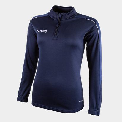 VX-3 Pro Ladies Half Zip Sweat