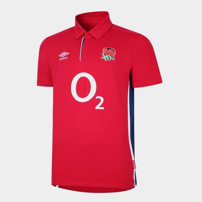 Umbro England Mens Alternate S/S Classic Shirt 21/22