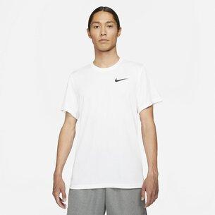 Nike Superset Mens Short Sleeve Training Top