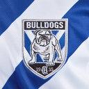 Canterbury Bulldogs 2019 NRL Home S/S Rugby Shirt