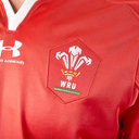 Wales WRU RWC 2019 Home S/S Replica Rugby Shirt