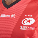 Saracens 2019/20 Rugby Away Shirt Mens