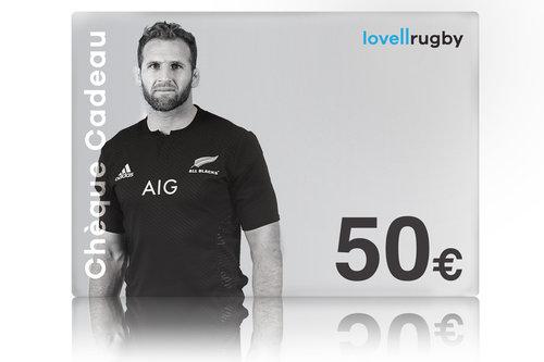 Lovell Rugby 50€ Virtual Gift Voucher