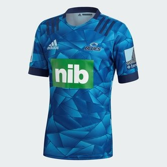 adidas Blues Home Rugby Jersey 2020, €59.00