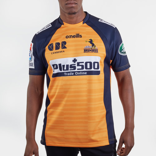 Brumbies 2020 Alternate S/S Super Rugby Shirt