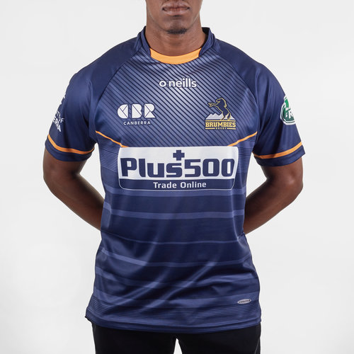 Brumbies 2020 Players S/S Super Rugby Training Shirt