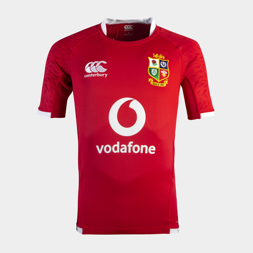 British and Irish Lions Pro Shirt 2021 Junior