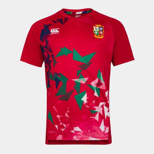 British and Irish Lions Superlight Graphic T-Shirt Mens