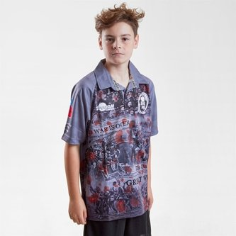 Army Polo Shirt Juniors