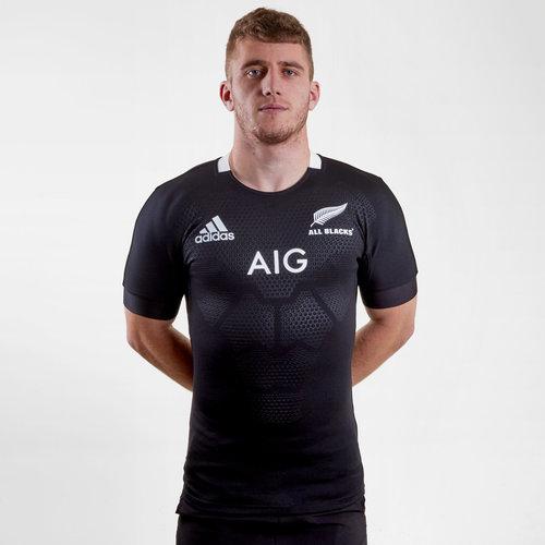 New Zealand All Blacks 2019/20 Home S/S Test Shirt