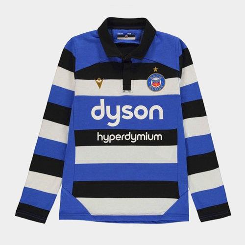 Bath Long Sleeve Cotton Jersey Juniors