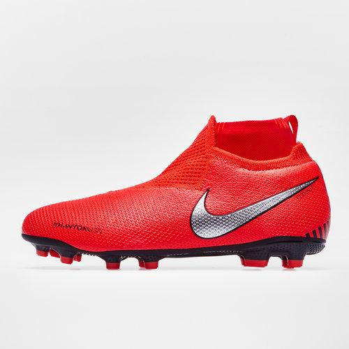Phantom Vision Kids Elite D-Fit FG Football Boots