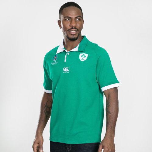 Ireland IRFU RWC 2019 Home Classic S/S Shirt