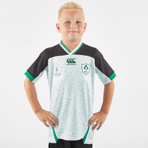 Ireland RWC 2019 Alternate Pro Shirt Junior